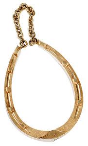 14kt. Horseshoe Bracelet