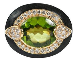 Repossi 18kt. Gemstone Ring
