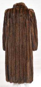 Full Length Bergdorf Goodman Mink Coat