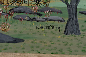 Forrest King Moses