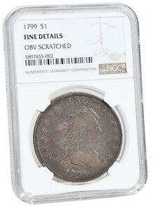 1799 Silver Dollar