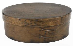 Shaker Bentwood Box