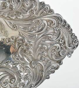 17 Sterling Table Items