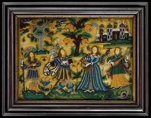 Stuart Silk and Beadwork Biblical Needlework