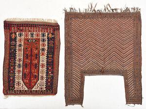 Two Woven Textiles