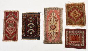 Five Turkish Mats