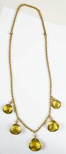 18kt. Diamond and Gemstone Necklace