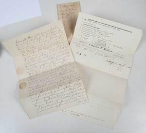 19th Century Documents
