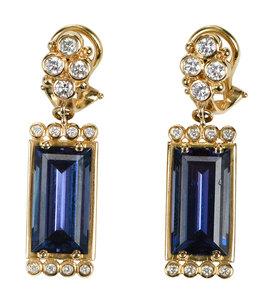 Temple St. Clair 18kt. Gemstone Earrings