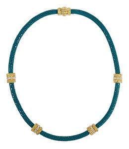 Katy Briscoe 18kt. Diamond Necklace