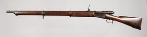 Swiss Vetterli Model 1878 Military Bolt Action Rifle