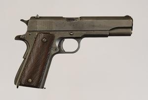 Remington Rand M1911 A1 Pistol