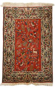 Tree of Life Persian Rug