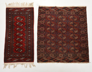 Two Bokhara Rugs