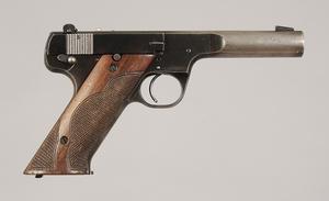 Hi-Standard Model E Pistol