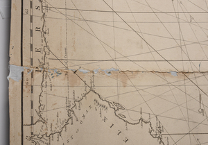 Moore - Chart of the Indian Ocean, 1785