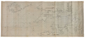 Moore - Chart of the British Channel, 1786
