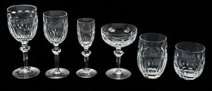 43 Waterford Crystal Drinking Glasses