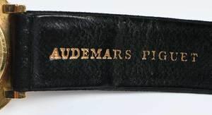 Audemars Piguet 18kt. Watch
