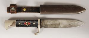Nazi German WWII Hitler Youth Knife