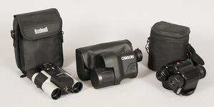 Two Pair Binoculars/Monocular