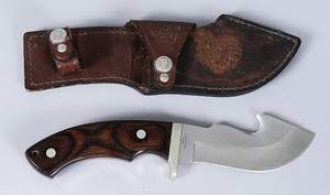 Colt CT7 Gut Hook Fixed Blade Hunting Knife