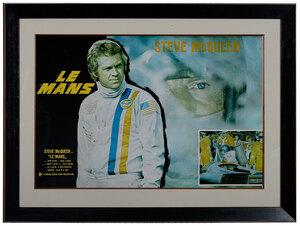 Steve McQueen Photobusta Poster