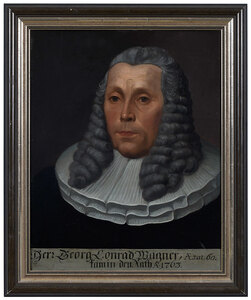 German School Portrait