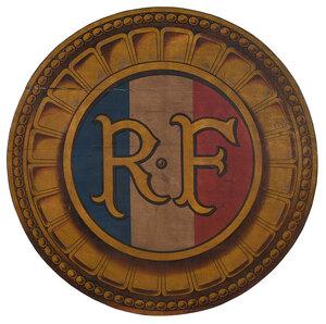 French Republic Emblem(?)