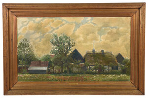 Dutch or British School Painting, W.A. Meyr