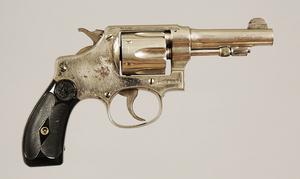 Smith & Wesson 3rd Model Revolver