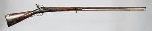 Elaborate European Flintlock Rifle