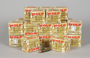 Wolf Military Classis 7.62 x 39mm Ammunition