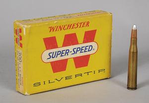 Winchester 300 H&H Magnum Silvertip Ammunition