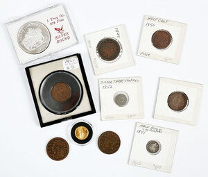 Collector and Bullion Coin Assortment