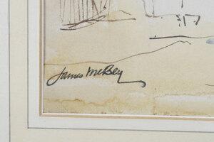 James McBey