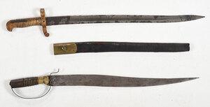 Two Short Swords