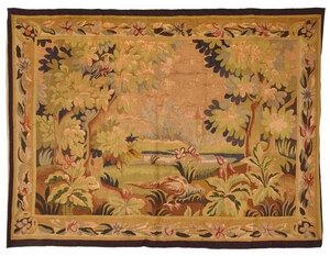 Verdure Wool Landscape Tapestry