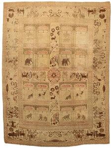 Tabriz Haji Jalil Carpet