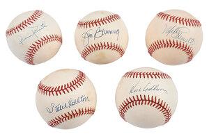 Phillies Signed Baseballs