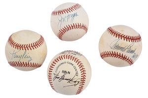 Cincinnati Reds Signed Baseballs