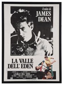 La Valle Dell'Eden, Italian Movie Poster