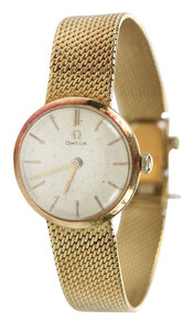 Omega 18kt. Watch