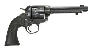 .32 Colt Bisley Revolver
