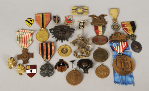 Misc. Pins and Badges