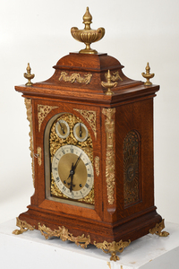 Winterhalder & Hofmeier Bracket Chime Clock