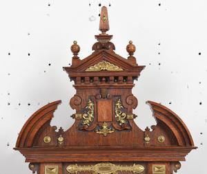 Lenzkirch Renaissance Revival Style Clock