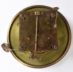 Gustav Becker Regulator Wall Clock