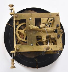 Gustav Becker Silesia Gothic Style Wall Clock