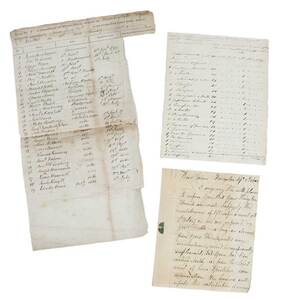 Important Quasi War Related Naval Documents